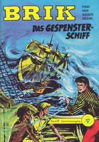 Cover Thumbnail for Brik (Lehning, 1962 series) #6