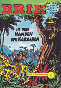 Cover Thumbnail for Brik (Lehning, 1962 series) #5