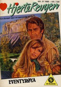 Cover Thumbnail for Hjerterevyen (Serieforlaget / Se-Bladene / Stabenfeldt, 1960 series) #31/1988