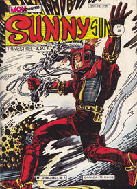 Cover Thumbnail for Sunny Sun (Mon Journal, 1977 series) #28