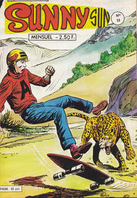Cover Thumbnail for Sunny Sun (Mon Journal, 1977 series) #18
