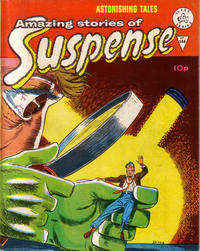 Cover Thumbnail for Amazing Stories of Suspense (Alan Class, 1963 series) #144