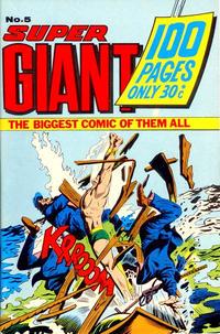 Cover Thumbnail for Super Giant (K. G. Murray, 1973 series) #5