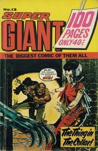Cover Thumbnail for Super Giant (K. G. Murray, 1973 series) #13