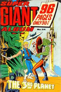 Cover Thumbnail for Super Giant Album (K. G. Murray, 1976 series) #24