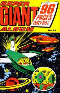 Cover Thumbnail for Super Giant Album (K. G. Murray, 1976 series) #25