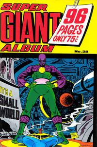 Cover Thumbnail for Super Giant Album (K. G. Murray, 1976 series) #28