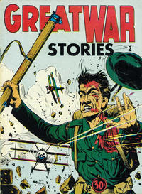 Cover Thumbnail for Great War Stories (Yaffa / Page, 1973 series) #2
