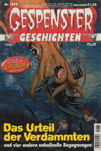 Cover Thumbnail for Gespenster Geschichten (Bastei Verlag, 1974 series) #1574