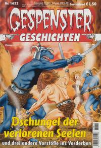Cover Thumbnail for Gespenster Geschichten (Bastei Verlag, 1974 series) #1632