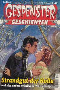 Cover Thumbnail for Gespenster Geschichten (Bastei Verlag, 1974 series) #1566