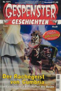 Cover Thumbnail for Gespenster Geschichten (Bastei Verlag, 1974 series) #1571