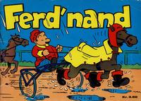 Cover Thumbnail for Ferd'nand (Hjemmet / Egmont, 1964 series) #[1968]