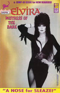 Cover Thumbnail for Elvira, Mistress of the Dark (Claypool Comics, 1993 series) #153