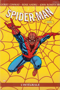 Cover Thumbnail for Spider-Man : l'intégrale (Panini France, 2002 series) #12