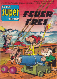Cover Thumbnail for Fix und Foxi Super (Gevacur, 1967 series) #18 - Old Nick: Feuer frei
