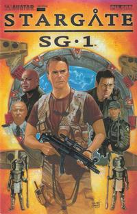 Cover Thumbnail for Stargate SG1 Convention Special (Avatar Press, 2003 series)  [Platinum Foil]