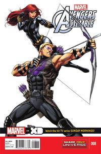 Cover Thumbnail for Avengers Assemble (Marvel, 2013 series) #8