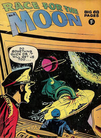 Cover Thumbnail for Race for the Moon (Thorpe & Porter, 1962 ? series) #9
