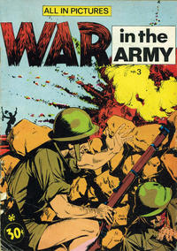 Cover Thumbnail for War in the Army (Yaffa / Page, 1973 ? series) #3