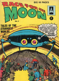 Cover Thumbnail for Race for the Moon (Thorpe & Porter, 1962 ? series) #5