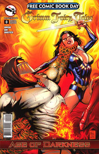 Cover Thumbnail for Grimm Fairy Tales #0 Free Comic Book Day Special Edition (Zenescope Entertainment, 2014 series) #0 [Cover A - Anthony Spay]