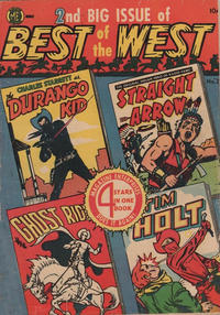 Cover Thumbnail for Best of the West (Superior, 1951 series) #2