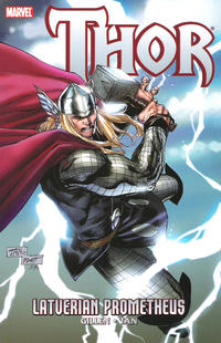Cover Thumbnail for Thor: Latverian Prometheus (Marvel, 2010 series) #[nn]