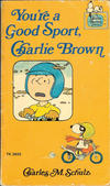 Cover for You're a Good Sport, Charlie Brown (Scholastic Book Services, 1976 series)