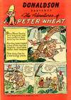 Cover for The Adventures of Peter Wheat (Peter Wheat Bread and Bakers Associates, 1948 series) #16