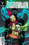Cover for Shadowman (Valiant Entertainment, 2012 series) #16 [Cover B - Russell Dauterman]
