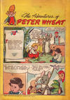 Cover for The Adventures of Peter Wheat (Peter Wheat Bread and Bakers Associates, 1948 series) #18