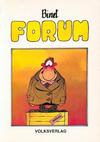 Cover for Forum (Volksverlag, 1985 series)