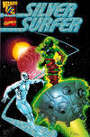Cover for Silver Surfer (Marvel; Wizard, 1998 ? series) #1/2 [Foil Variant]