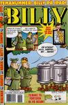 Cover for Billy (Hjemmet / Egmont, 1998 series) #9/2014