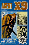 Cover for Agent X9 (Nordisk Forlag, 1974 series) #6/1976