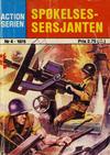 Cover for Action Serien (Atlantic Forlag, 1976 series) #4/1978