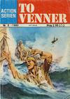 Cover for Action Serien (Atlantic Forlag, 1976 series) #5/1980