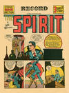 Cover for The Spirit (Register and Tribune Syndicate, 1940 series) #8/11/1940 [Philadelphia Record edition]