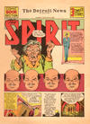 Cover for The Spirit (Register and Tribune Syndicate, 1940 series) #8/18/1940 [Detroit News edition]