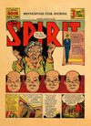 Cover for The Spirit (Register and Tribune Syndicate, 1940 series) #8/18/1940 [Minneapolis Star Journal edition]