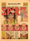 Cover for The Spirit (Register and Tribune Syndicate, 1940 series) #8/18/1940 [Washington DC Star edition]
