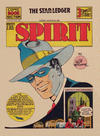 Cover for The Spirit (Register and Tribune Syndicate, 1940 series) #8/25/1940 [Newark NJ Star Ledger edition]