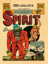 Cover for The Spirit (Register and Tribune Syndicate, 1940 series) #9/1/1940 [Baltimore Sun edition]