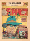 Cover for The Spirit (Register and Tribune Syndicate, 1940 series) #9/8/1940 [Newark NJ Star Ledger edition]