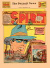Cover for The Spirit (Register and Tribune Syndicate, 1940 series) #9/8/1940 [Detroit News edition]