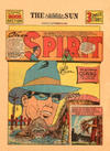 Cover for The Spirit (Register and Tribune Syndicate, 1940 series) #9/8/1940 [Baltimore Sun edition]