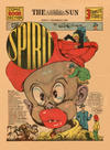 Cover Thumbnail for The Spirit (1940 series) #9/15/1940 [Baltimore Sun edition]