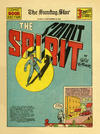 Cover for The Spirit (Register and Tribune Syndicate, 1940 series) #9/22/1940 [Washington DC Star edition]