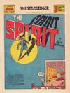Cover for The Spirit (Register and Tribune Syndicate, 1940 series) #9/22/1940 [Newark NJ Star Ledger edition]